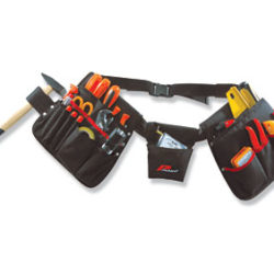 TOOL BELT WITH HAMMER LOOP