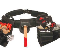 HEAVY DUTY TOOL STORAGE BELT