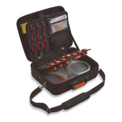 PRO TOOL STORAGE CASE ELASTIC HOLDER