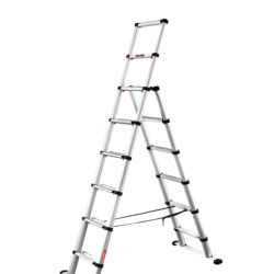 Telesteps 3.8m telescopic ladder